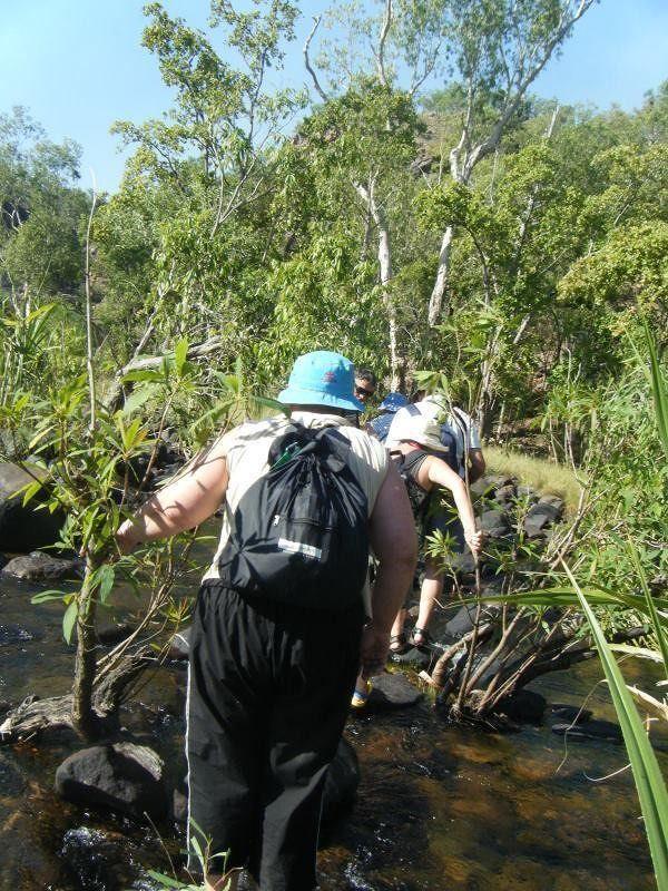 Bush Walking Jarrangbarnmi Billabong - Kakadu National Park