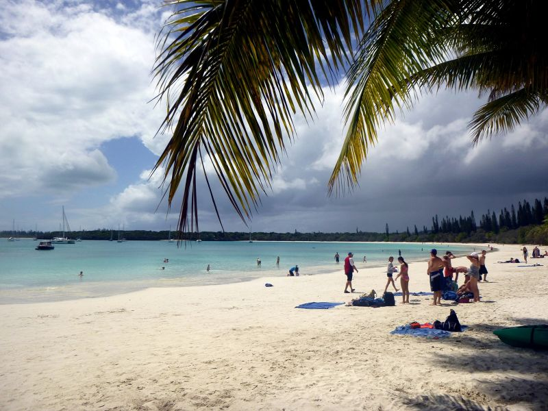 Isle of Pines, New Caledonia by aussirose - Île des Pins