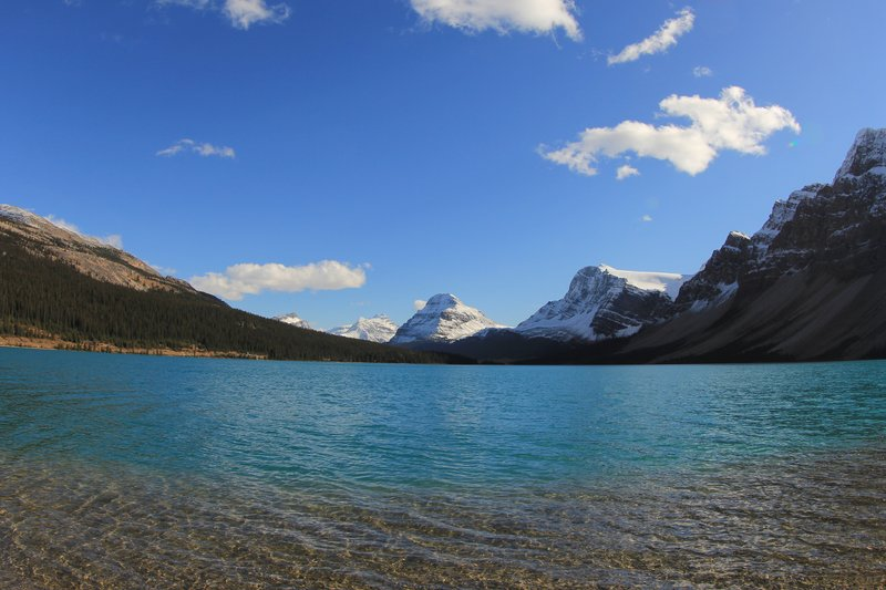 118 Banff - Bow Lake 1