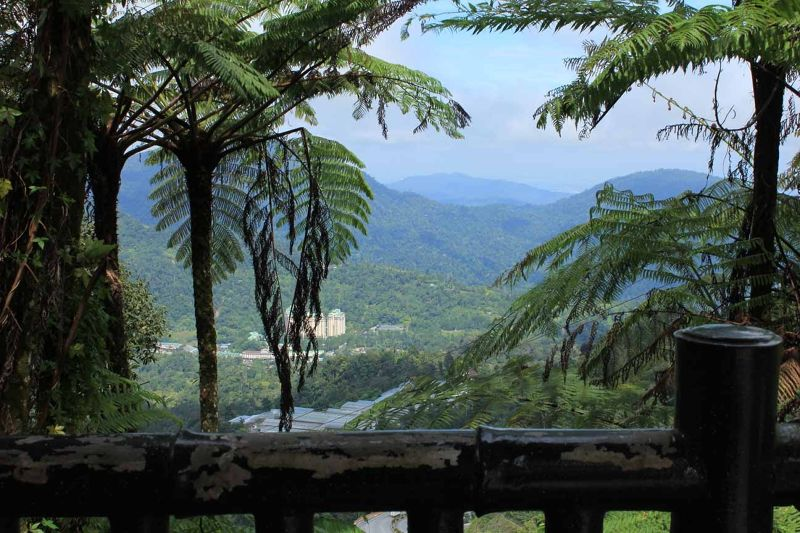 Stunning valley view Chin Swee Genting Highlands - Kuala Lumpur