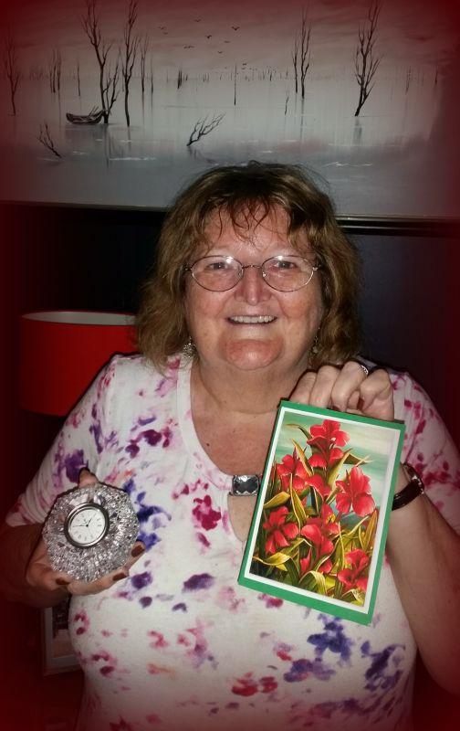 Dorrise, host of Cairns Big Downunder meet 2014 - Cairns