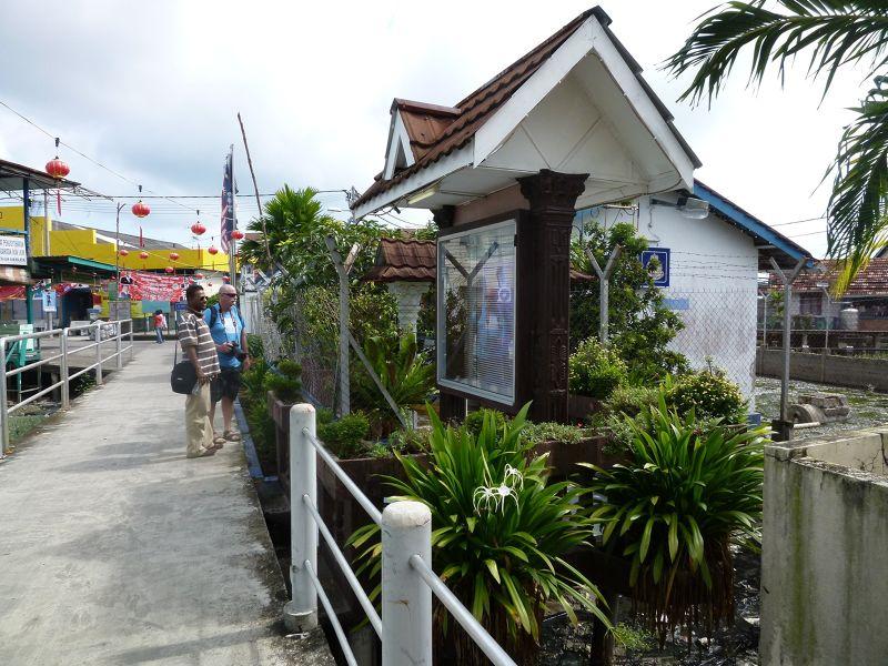 Crab Island Police Station by aussirose - Pulau Ketam