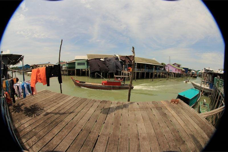 Quaint Fishing Village Pulau Ketam by aussirose - Pulau Ketam