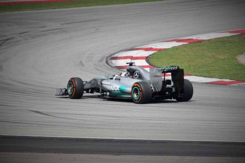 aussirose photos F1 Sepang KL 2014 winner - Kuala Lumpur