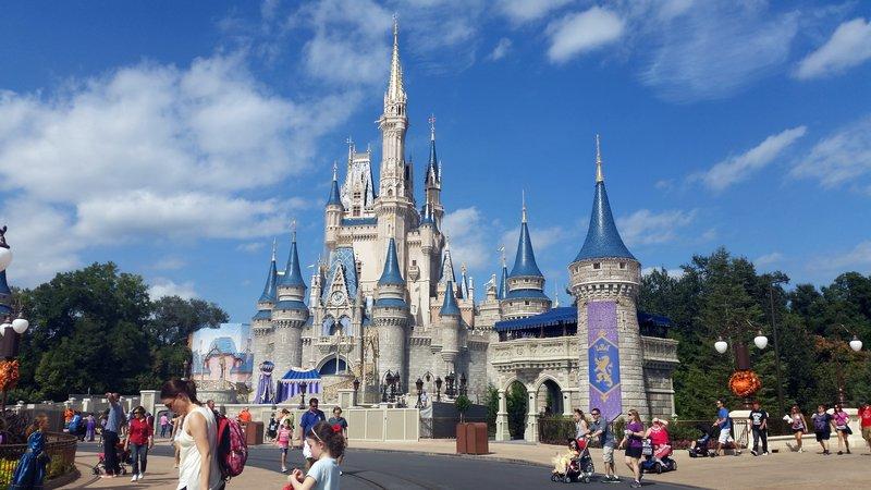 187 Orlando - Magic Kingdom 1