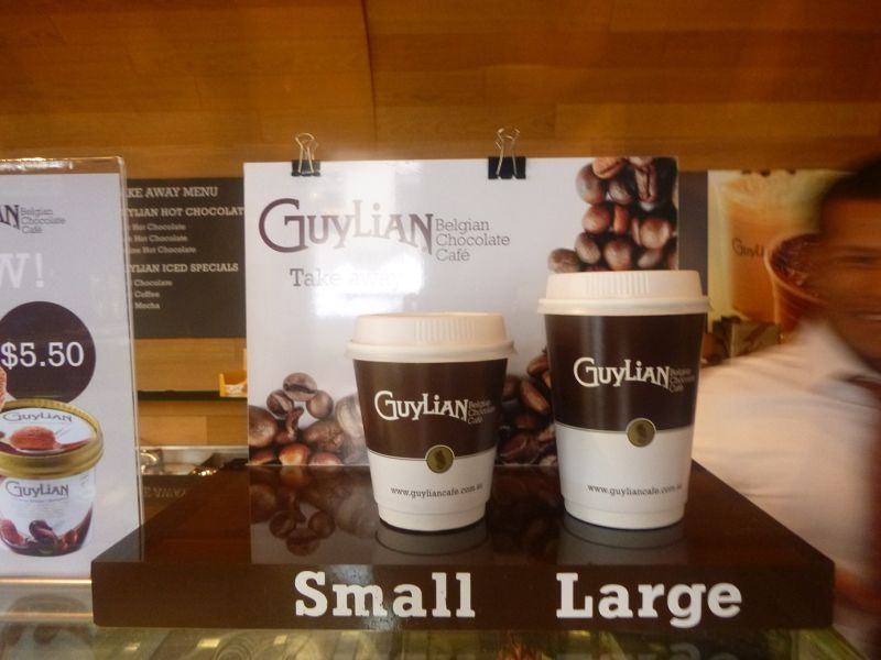 Guylian Belgian Chocolate Cafe, The Rocks by aussirose - Sydney