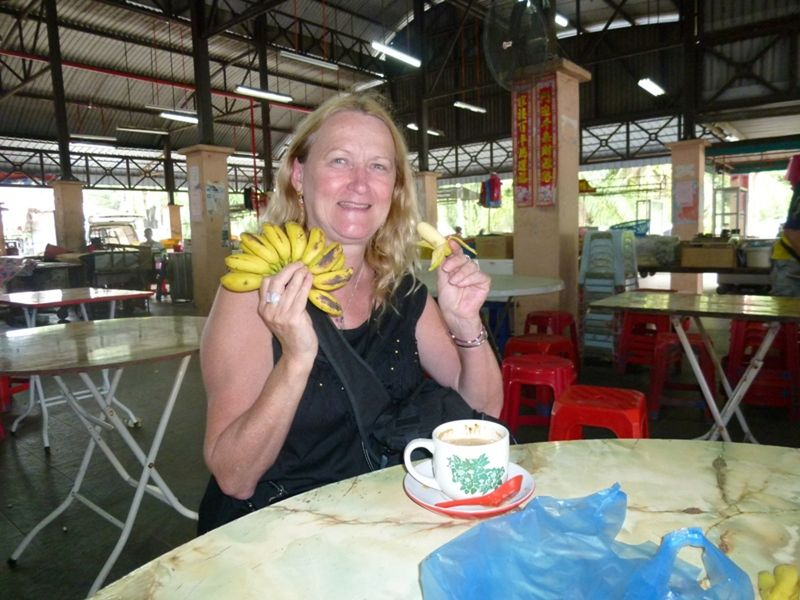 aussirose loves sweet lady finger bananas Penang - Penang