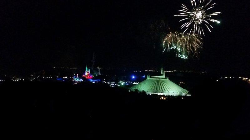 195 Orlando - Disney Fireworks
