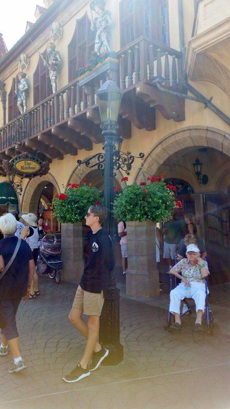Epcot Disney Orlanda Florida