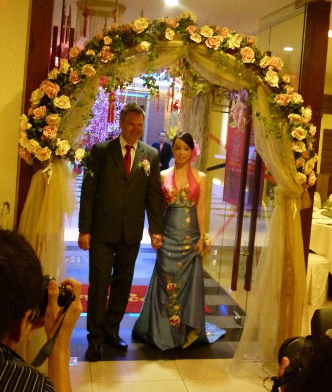 winnietankl's Wedding, Penang by aussirose - Penang