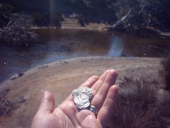 Fitzgerald National Park rocks - Hopetoun