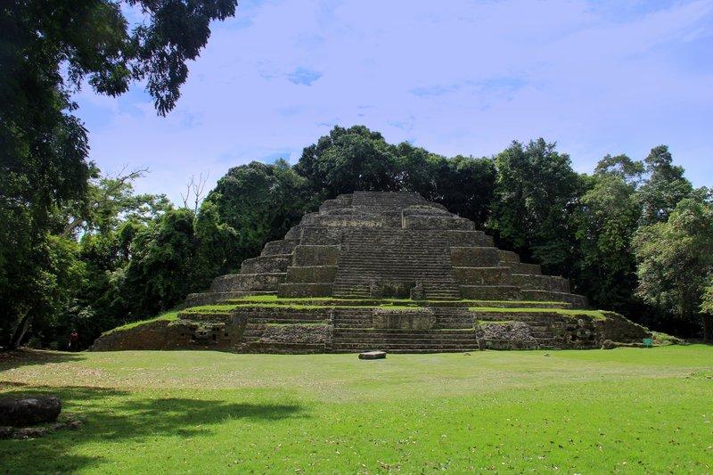 207 Belize - Lamanai