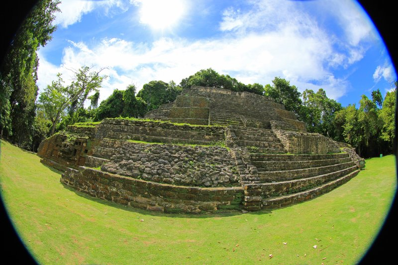 208 Belize - Lamanai Round