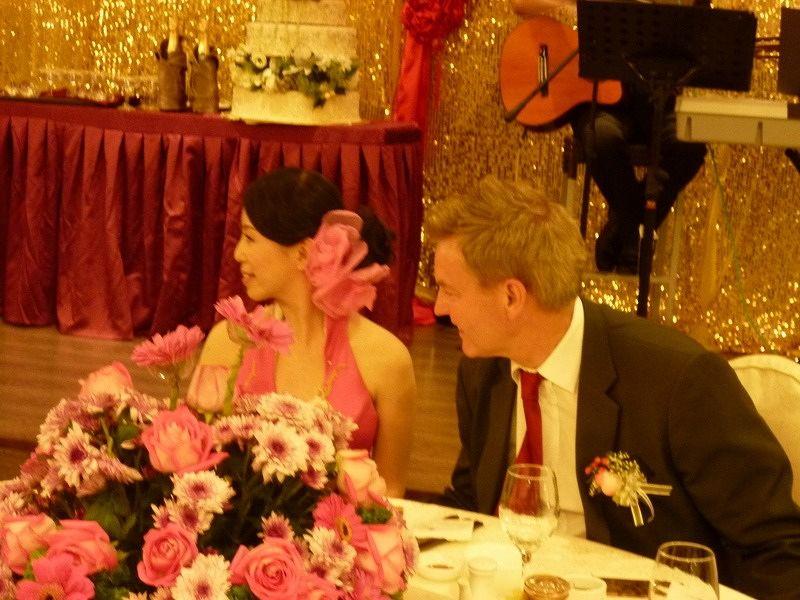 winnietankl and her new husband by aussirose - Penang