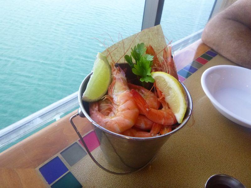 Food aboard Carnival Spirit x Sydney 2016 by aussirose - Sydney