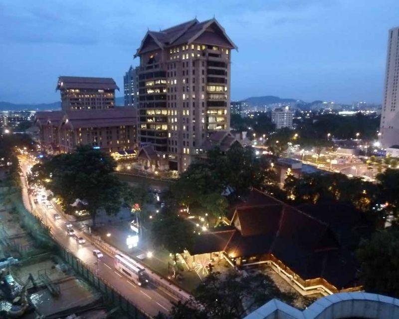 Kuala Lumpur at night by aussirose - Kuala Lumpur