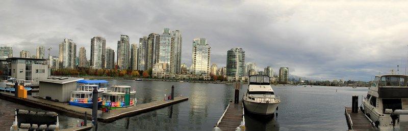 24 Vancouver -  Panorama