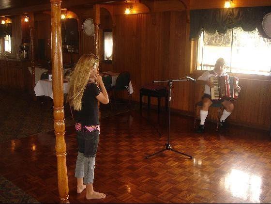 Dancing - Brisbane