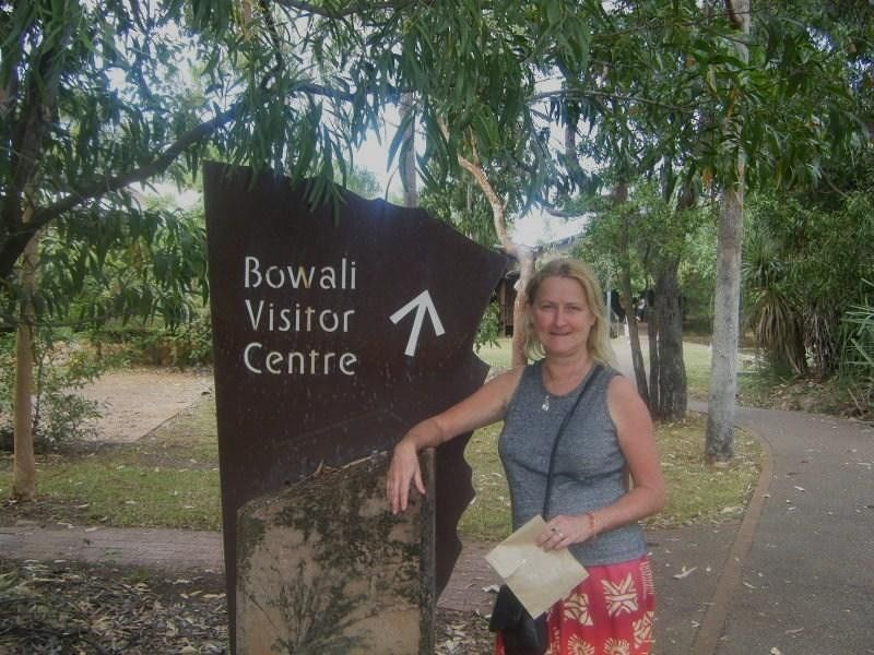 aussirose at Bowali Visitor Centre - Kakadu NT