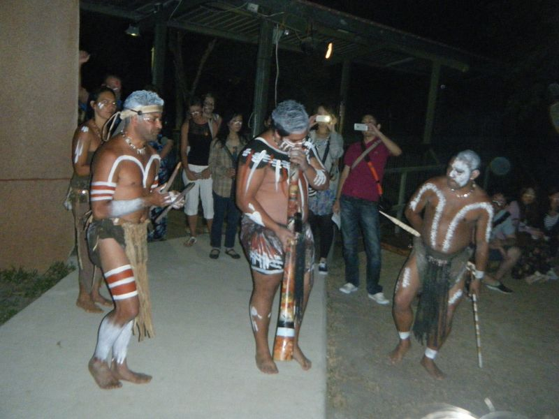Tjapukai Aboriginal Culture Show Cairns aussirose - Cairns