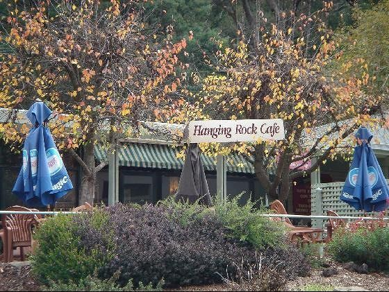 Hanging Rock Cafe - Melbourne