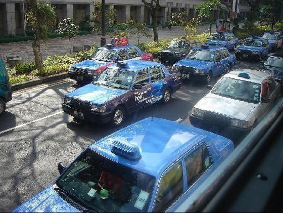 Singapore Taxis - Singapore