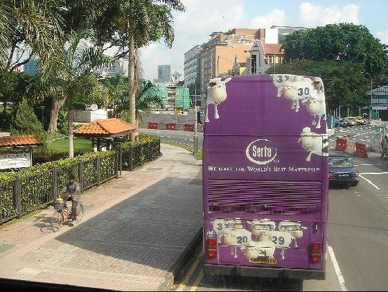 Singapore buses - Singapore