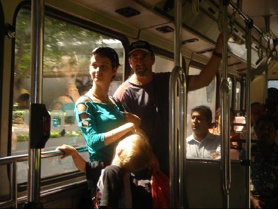 Bus?  No problem. - Singapore