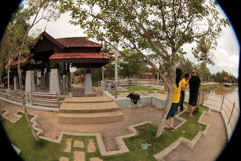 DaHongHua's first VT meet with aussirose in Penang - Penang