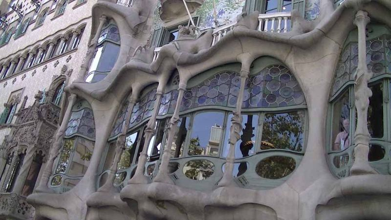 Stunning Casa Batllo Barcelona by aussirose - Barcelona