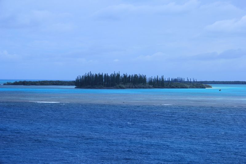 Isle of Pines New Caledonia by aussirose - Île des Pins