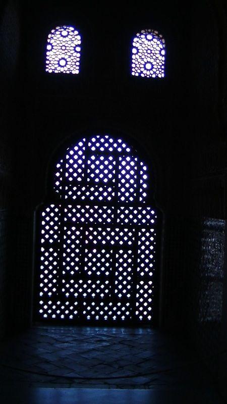 Stunning architecture La Alhambra by aussirose