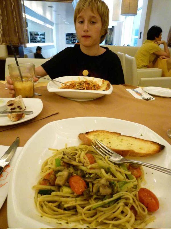 The Loaf Restaurant Pavillion Shopping Centre KL - Kuala Lumpur