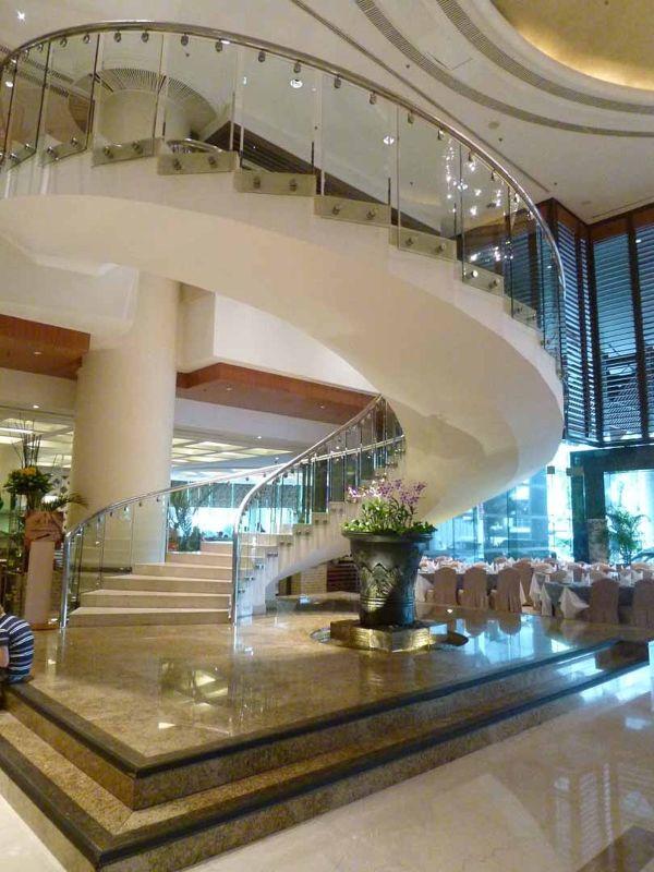 Prince Hotel KL - stunning entryway - by aussirose - Kuala Lumpur