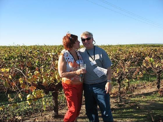 TheTravelSlut and TheBoyToy - Swan Valley Wineries