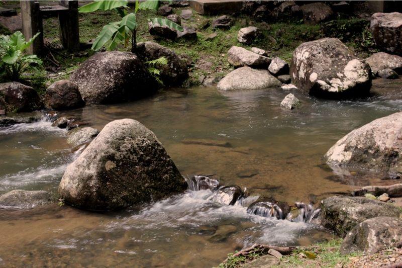 Durian Perangin Waterfalls - Pulau Langkawi - Pulau Langkawi