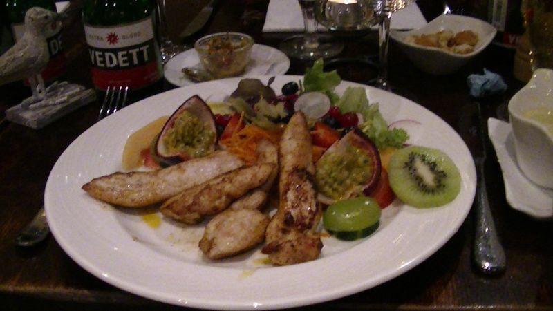 Den Amad Restaurant Brugges by aussirose