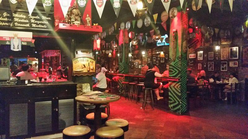 Reggae Bar Chinatown KL by aussirose - Kuala Lumpur