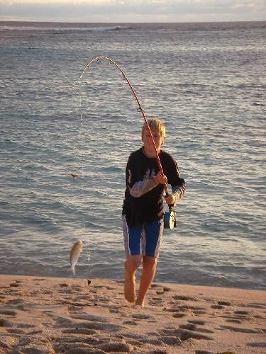Margaret River Fishing by aussirose - Margaret River