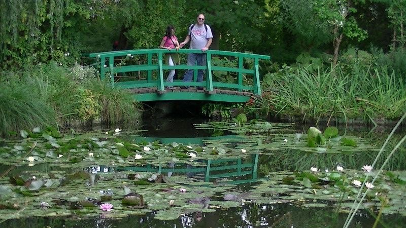 Visit Claude Monet Gardens - Paris