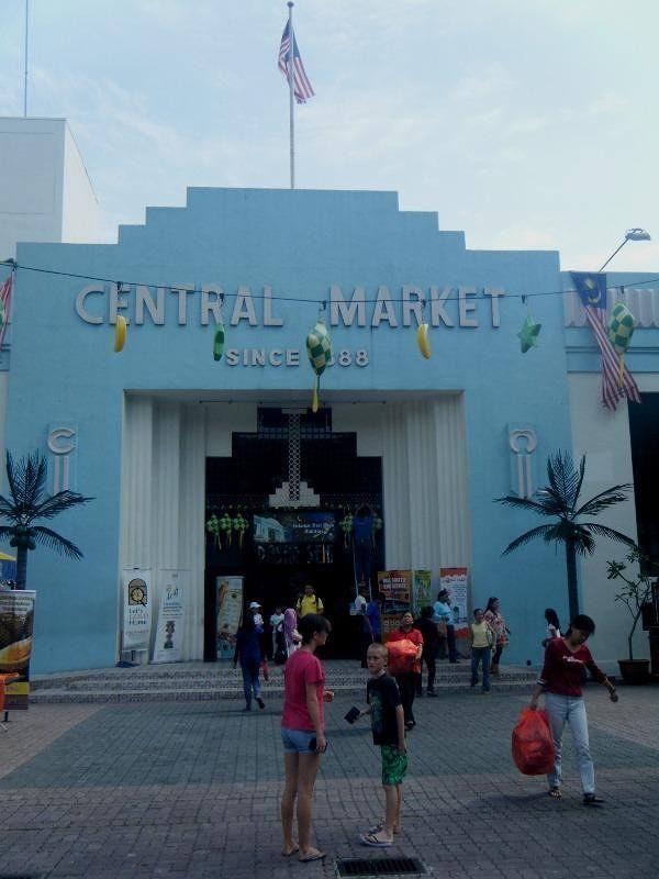Kuala Lumpur Central Market - Kuala Lumpur