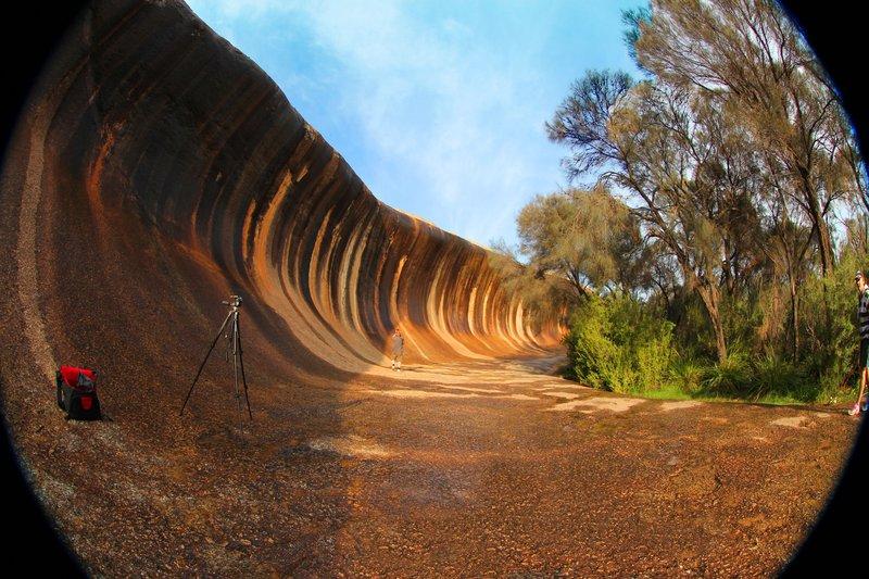 Wave Rock Western Australia