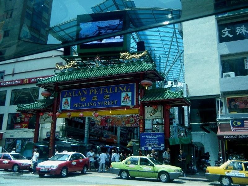 Kuala Lumpur China Town by aussirose