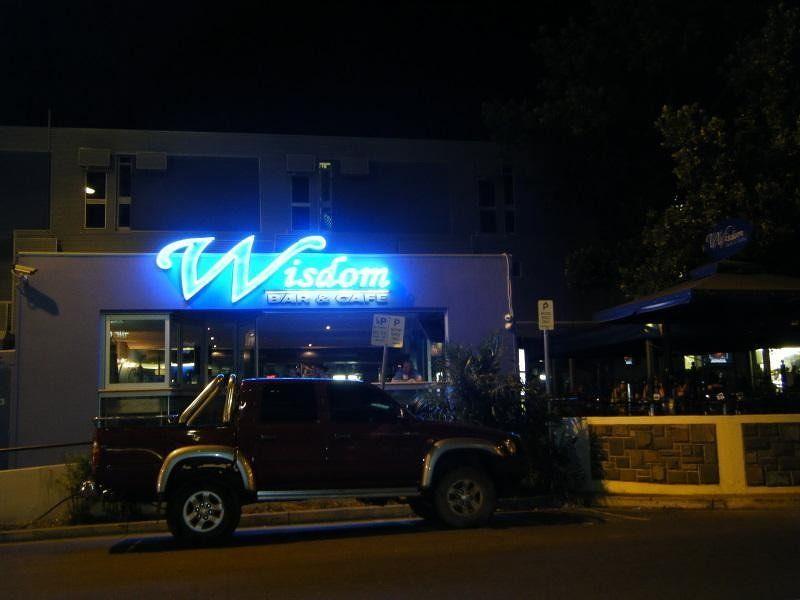 Wisdom Bar and Grill - Darwin