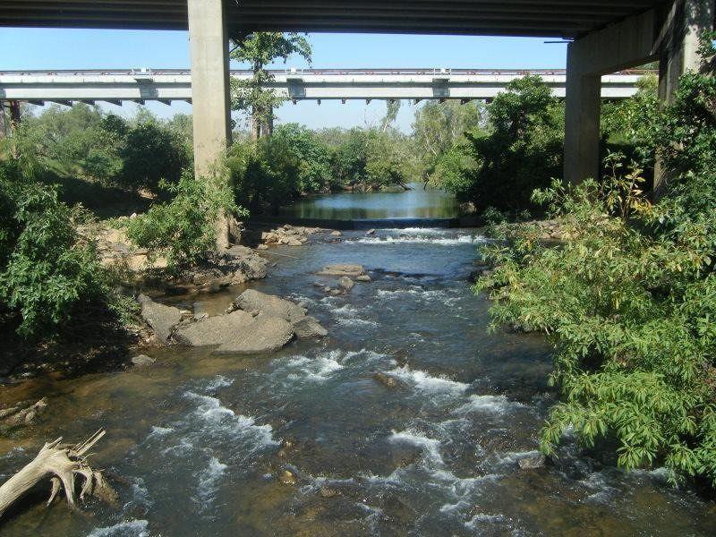 Adelaide River NT - Adelaide River
