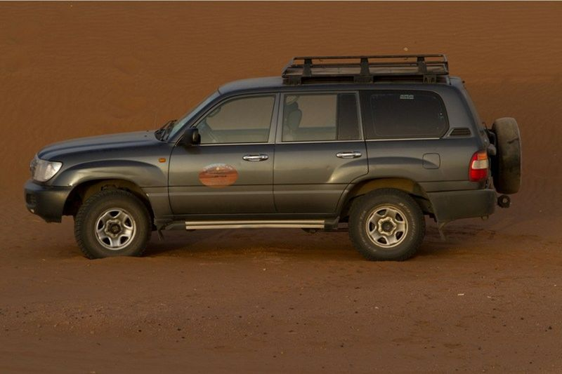 Sahara Dreams Maroc 4x4 at campsite by aussirose - Morocco