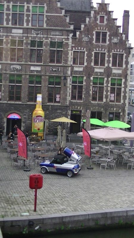 aussirose found red bull in Gent Belgium - Gent