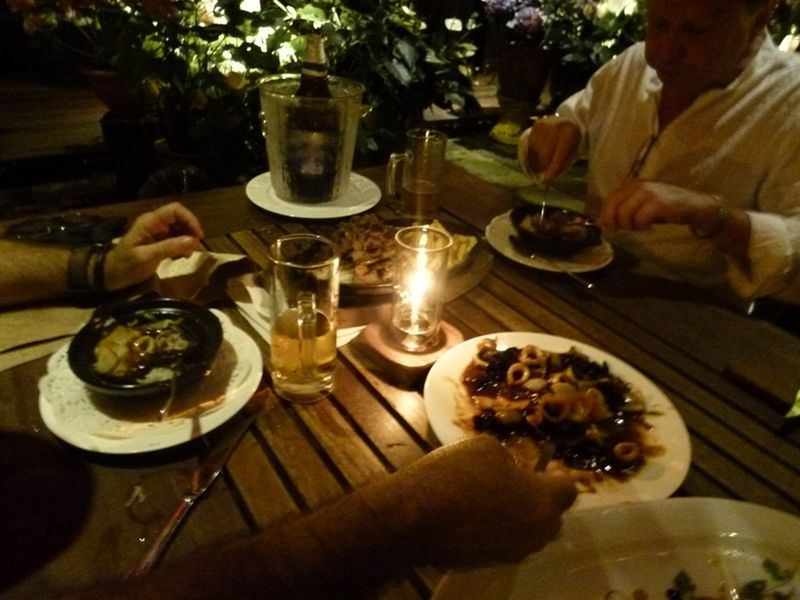 Batu Ferringhi Garden Restaurant Penang aussirose - Penang