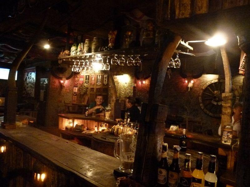 Wooden Pub Batu Ferringhi Penang by aussirose