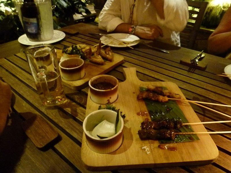Batu Ferringhi Garden Restaurant review aussirose - Penang